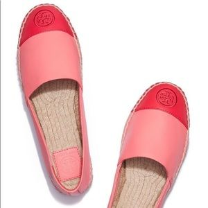 Tory Burch Espadrilles genuine leather
